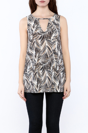 Viereck Harrison Print Top - Side cropped