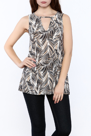 Viereck Harrison Print Top - Front cropped