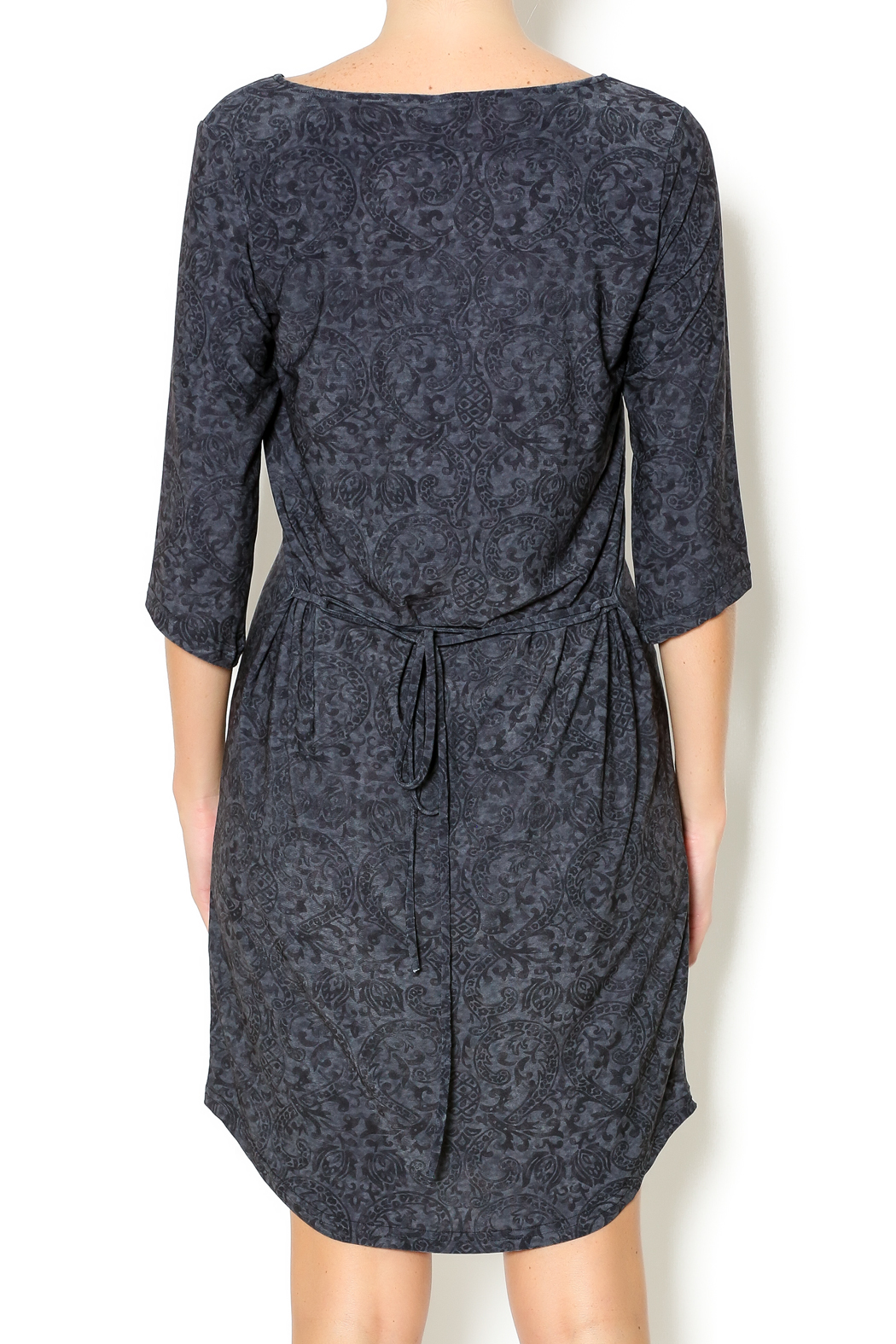 Knit Paisley Dress — Shoptiques