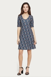 Viereck Print Dress - Product Mini Image