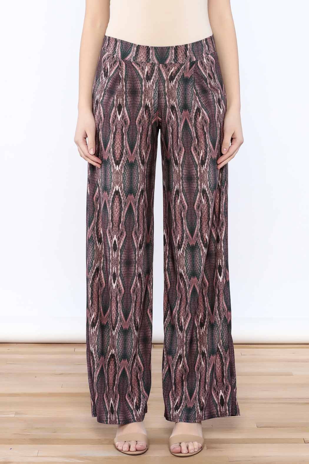 Viereck Quail Wide Leg Pant From Atlanta By Collage