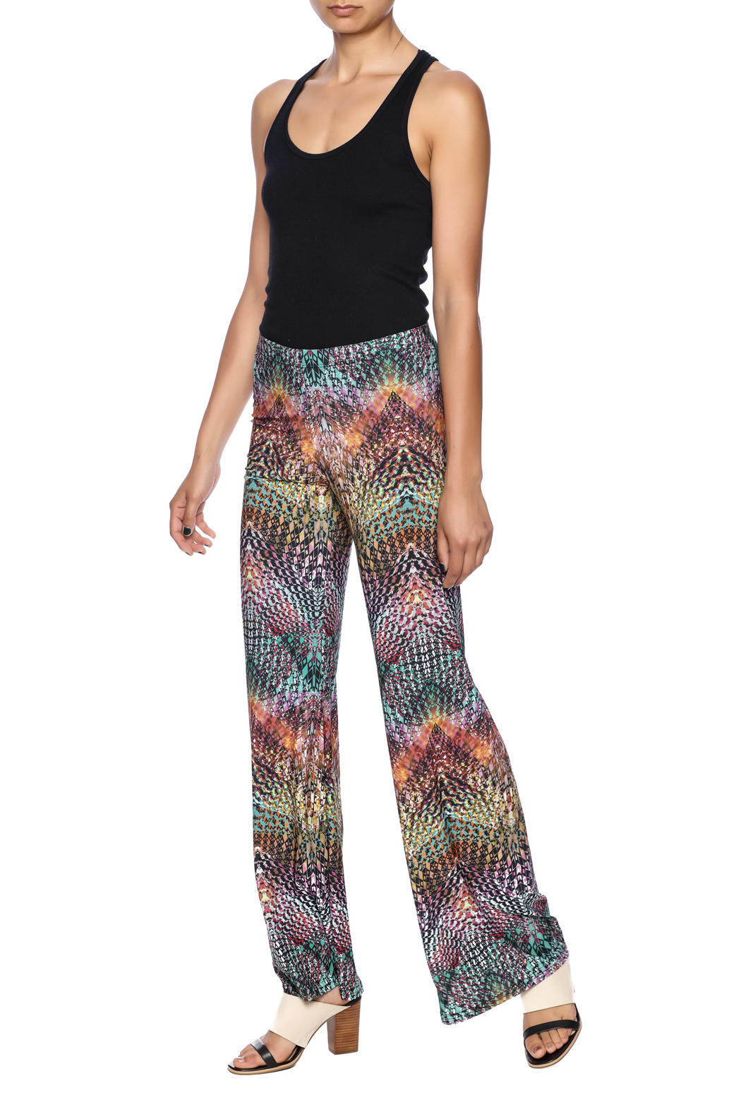 Viereck Serrano Bell-Bottoms - Front Full Image