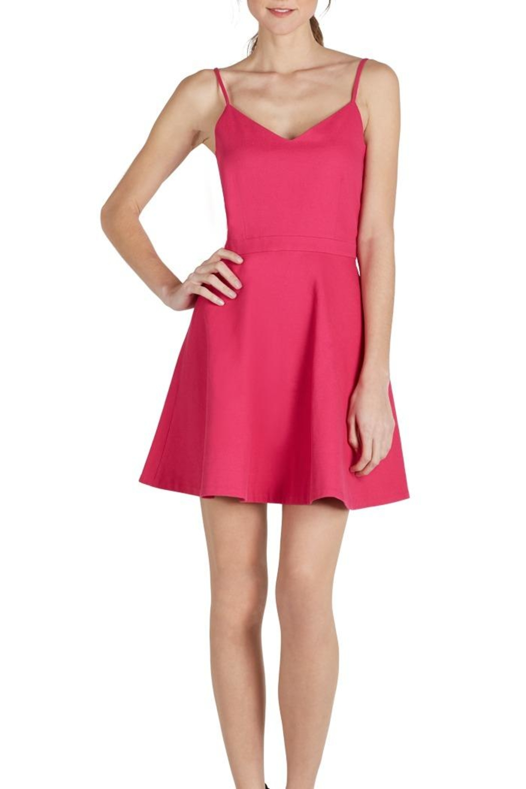 Joie Viernan Dress - Side Cropped Image