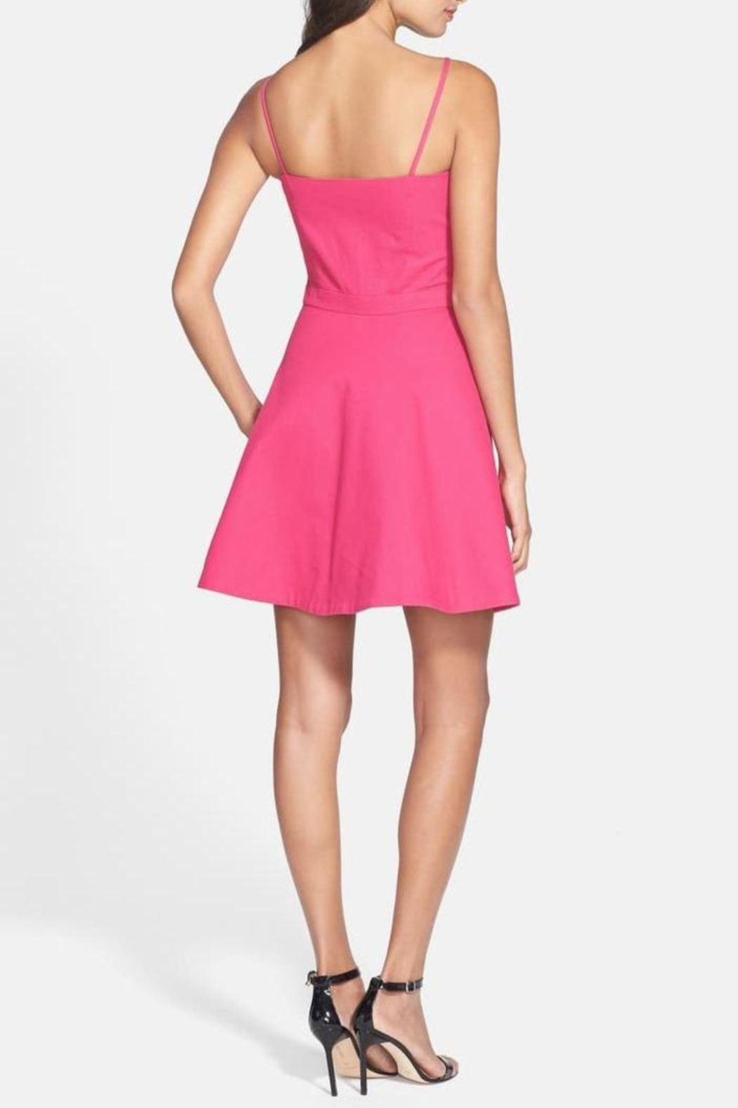 Joie Viernan Dress - Front Full Image