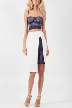 Viesca y Viesca Bustier Skirt Outfit - Product List Image