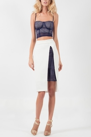 Viesca y Viesca Bustier Skirt Outfit - Product Mini Image