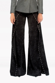 Viesca y Viesca Flared Studed Pants - Product Mini Image