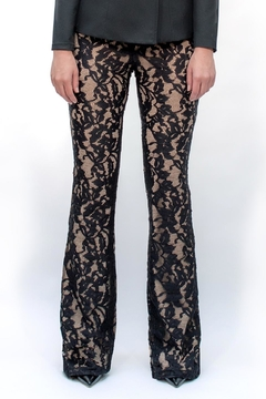 Viesca y Viesca Lace Pants - Product List Image