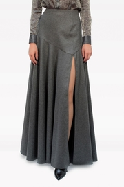 Viesca y Viesca Maxi Wool Skirt - Product Mini Image