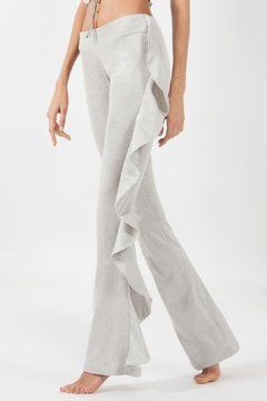 Viesca y Viesca Ruffle Side Pant - Product List Image