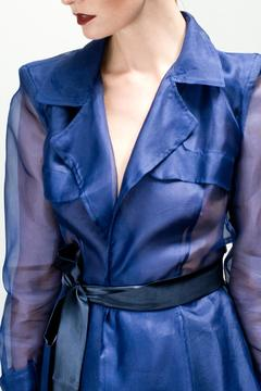 Shoptiques Product: See Through Trench Coat