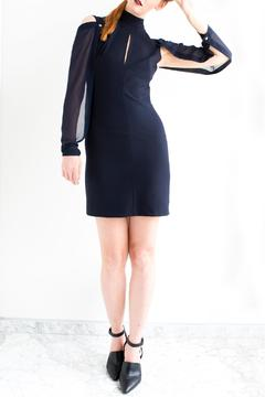 Shoptiques Product: Short Cut Out Dress