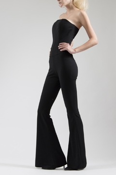 Viesca y Viesca Strapless Corset Jumpsuit - Product List Image