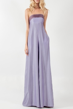 Viesca y Viesca Strapless Jumpsuit - Product List Image