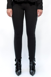 Viesca y Viesca Studded Leggings - Front full body