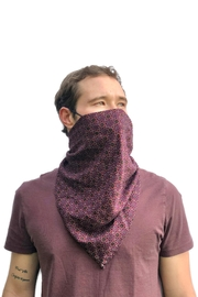 Viesca y Viesca Unisex Scarf Mask - Front cropped