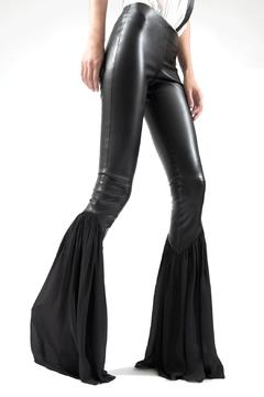 Viesca y Viesca Vegan Leather Pants - Alternate List Image