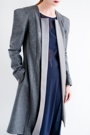 Viesca y Viesca Wool Coat - Product Mini Image