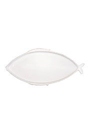 Vietri Fish Oval Platter - Front cropped