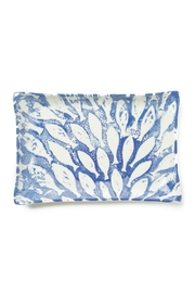 Vietri Fish Rectangular Platter - Front cropped