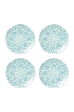 Vietri Lace Cocktail Plates - Alternate List Image