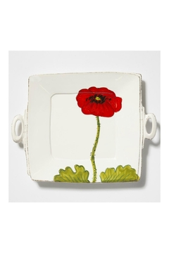 Shoptiques Product: Poppy Square Platter