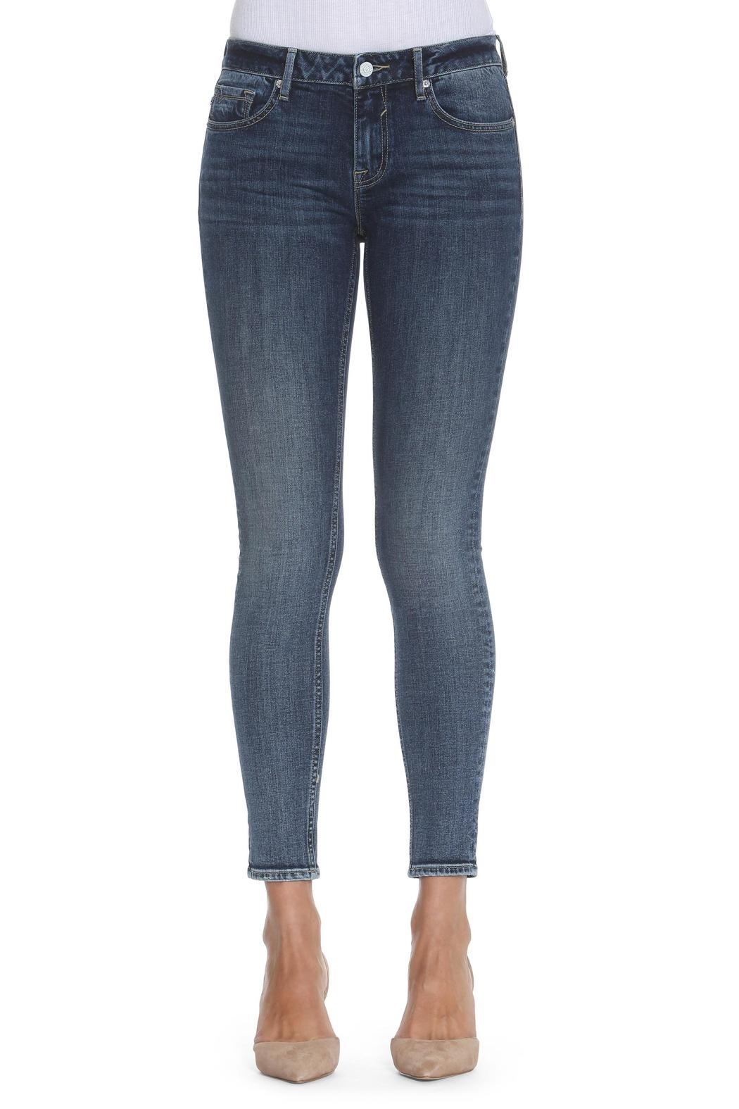 Vigoss Dark-Wash Skinny Jeans - Main Image