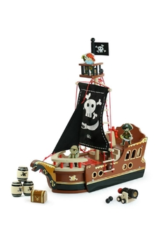 Vilac My Pirate Ship Toy - Product List Image