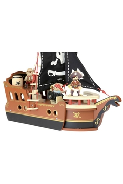 Vilac My Pirate Ship Toy - Alternate List Image