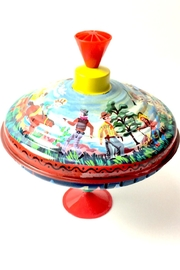Vilac Spin Top Toy - Product Mini Image