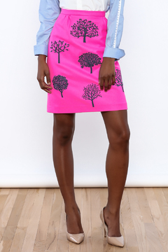 Shoptiques Product: Pink Skirt