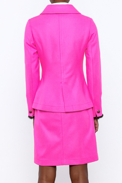 Shoptiques Product: Pink Wool Jacket