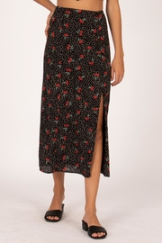 AMUSE SOCIETY Villa Midi Skirt - Product Mini Image