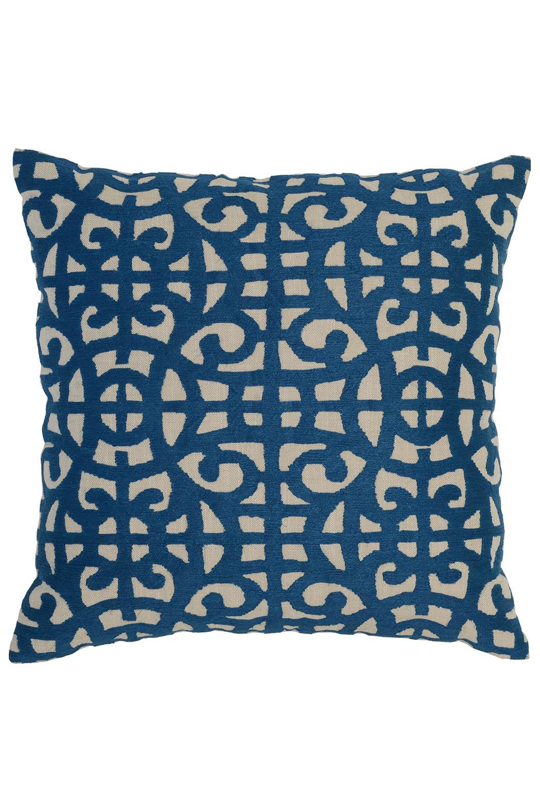 Villa home collection ace marine pillow from atlanta by for Villa home collection pillows
