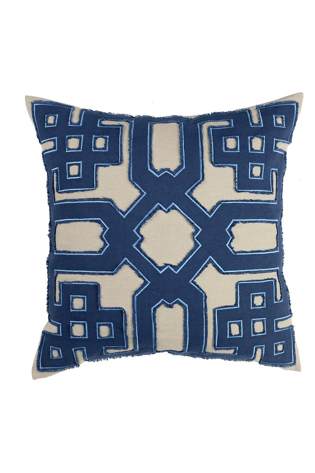 Villa home collection cedros lake pillow from atlanta by for Villa home collection pillows
