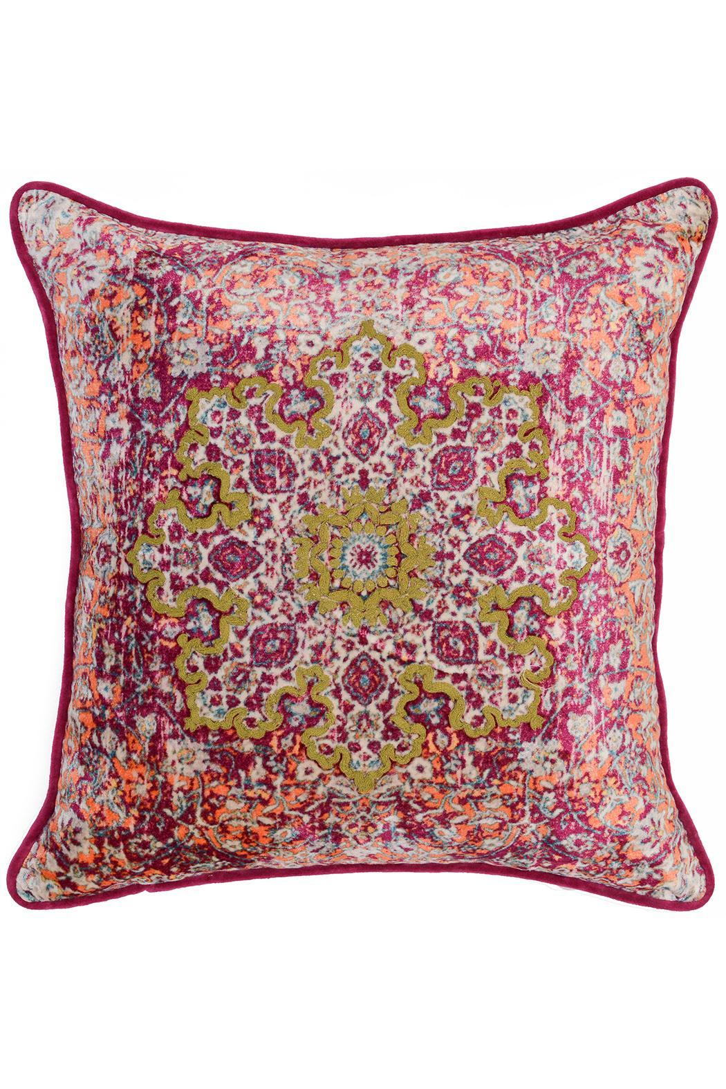 Villa home collection emilie pillow from atlanta by for Villa home collection pillows
