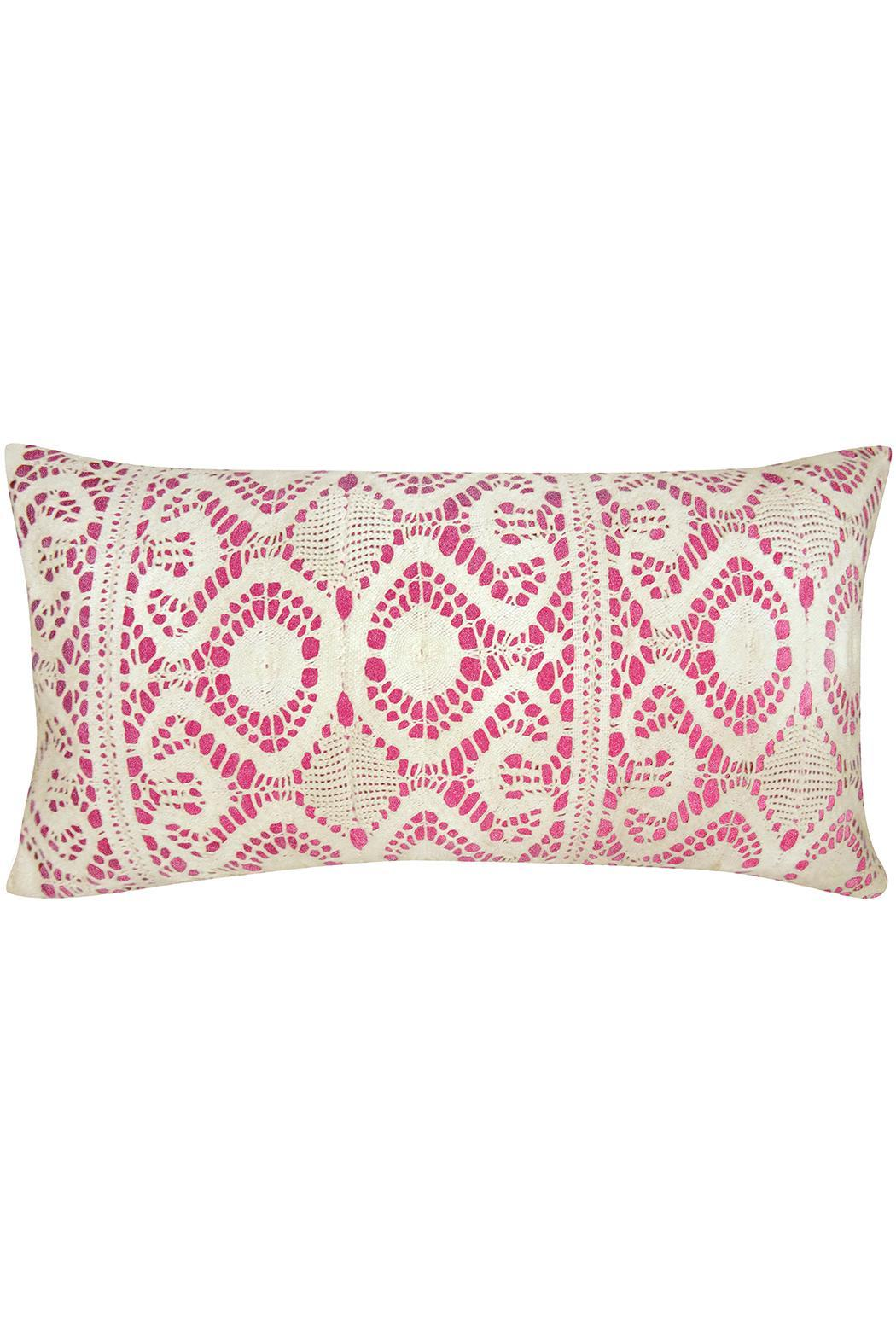 Villa home collection sumatra pillow from atlanta by for Villa home collection pillows
