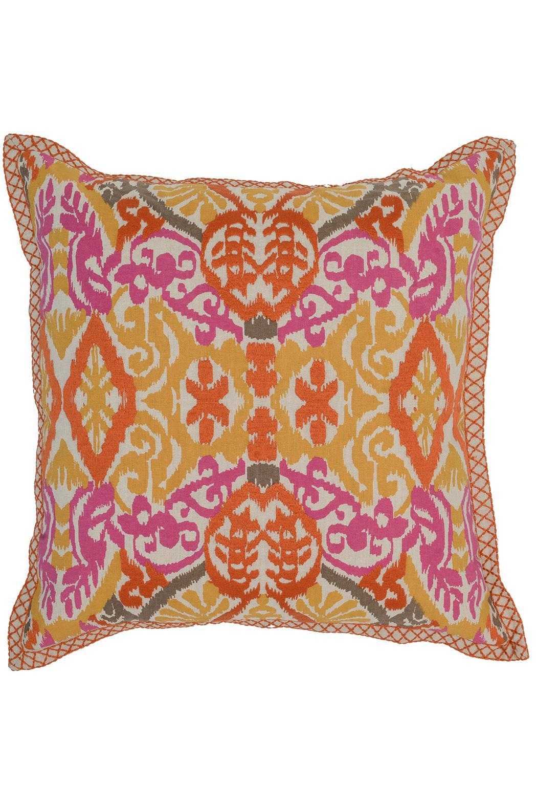 Villa home collection sunda mango pillow from atlanta by for Villa home collection pillows