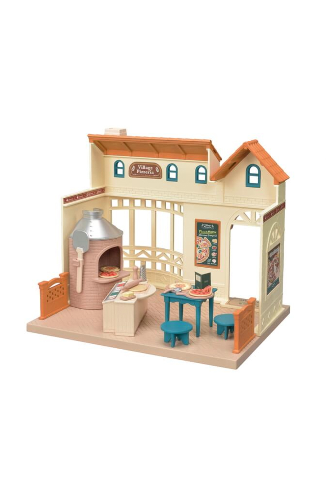 Calico Critters Village Pizzeria - Front Full Image