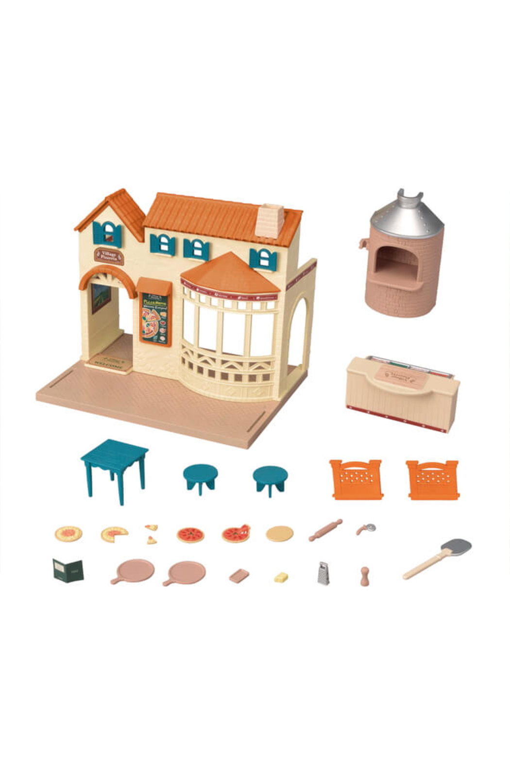 Calico Critters Village Pizzeria - Main Image