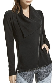 Vimmia Asym Zip Jacket - Front cropped