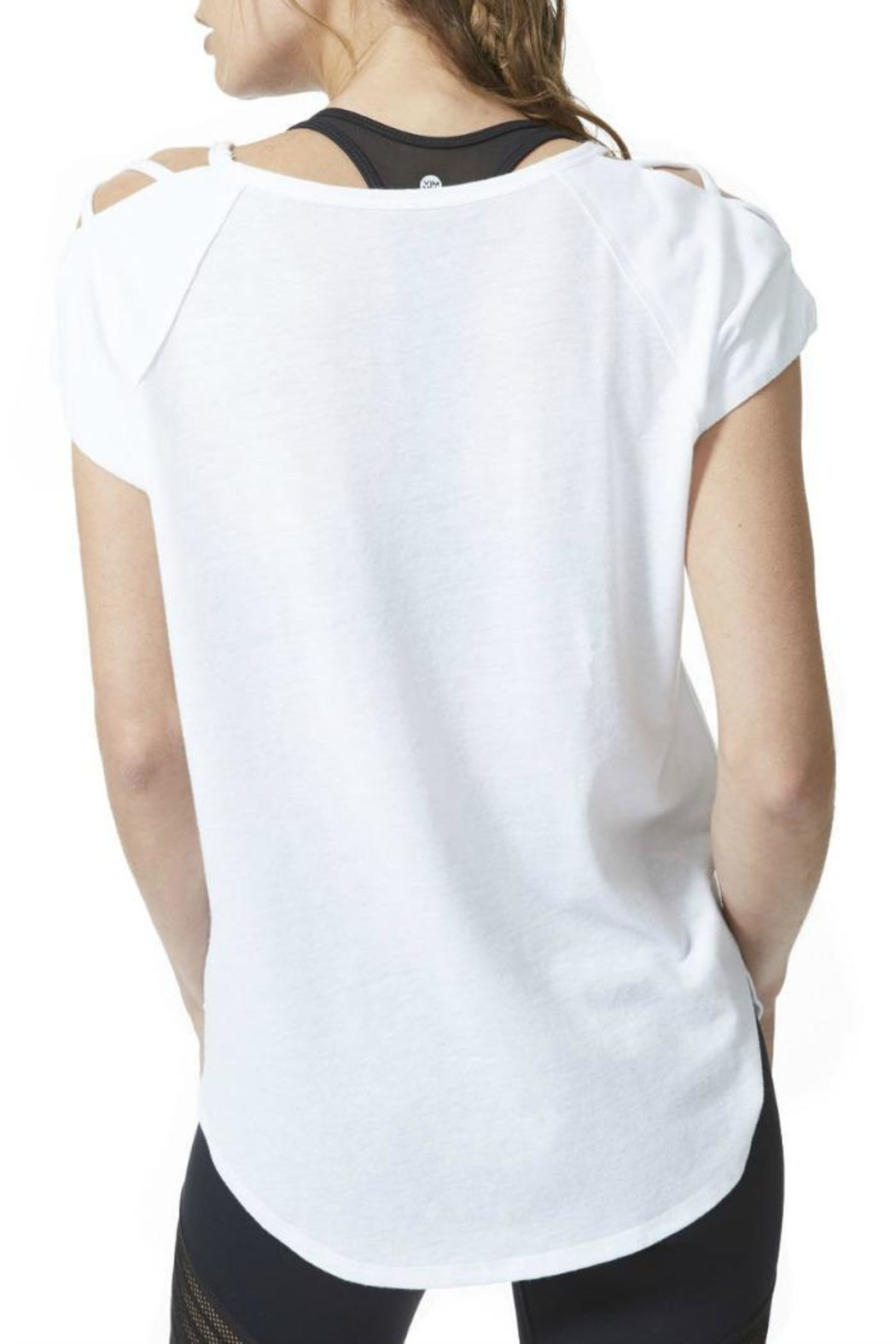Vimmia Pacific Pintuck Tee - Front Full Image