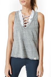 Vimmia Pintuck Tie Tank Top - Product Mini Image