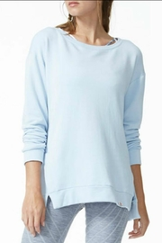 Vimmia Tie Open-Back Pullover - Front full body