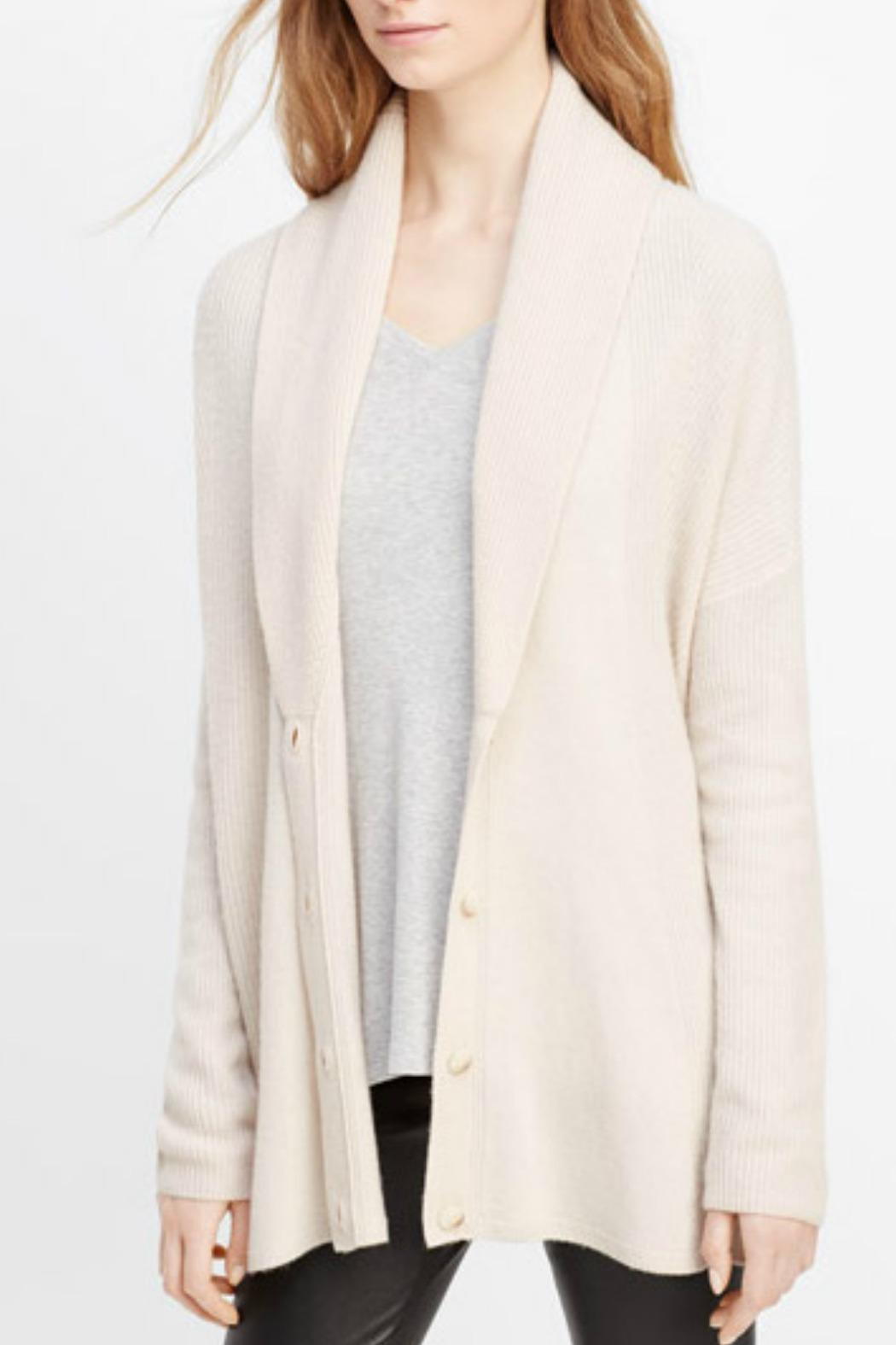 Vince Wool Cashmere Cardigan from Illinois by Belle Mie — Shoptiques