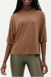 I Love Tyler Madison Vince Bamboo Top - Product Mini Image