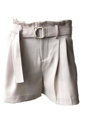 Vince Belted Short - Product Mini Image