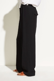 Vince Belted Wide Pants - Front full body