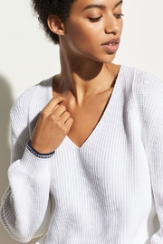 Vince Bishop Sleeve Sweater - Front full body