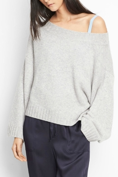 Shoptiques Product: Cashmere Boxy Pullover
